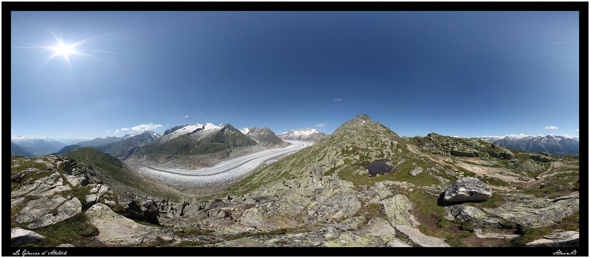 panoramique Aletsch