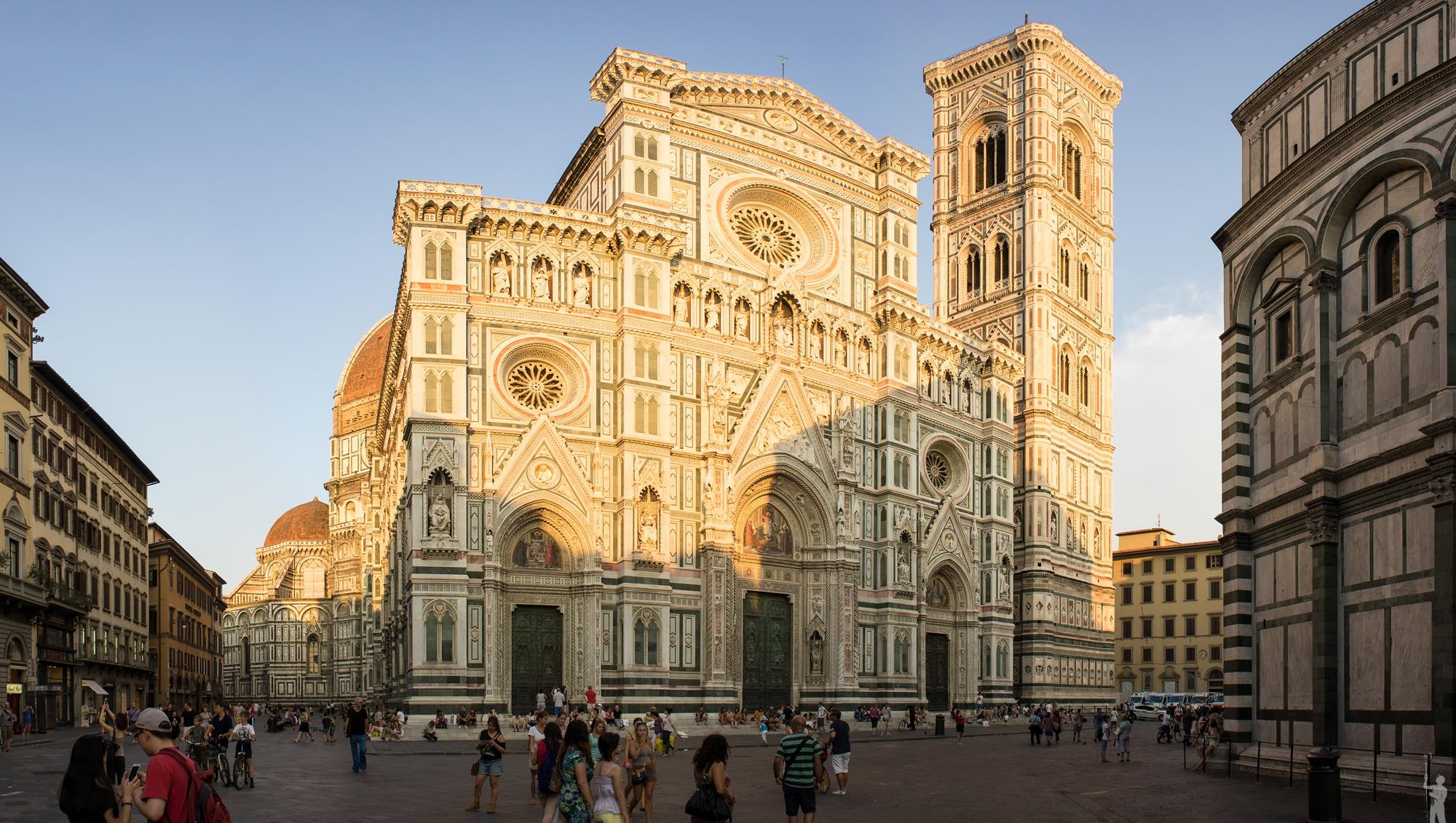 Le Duomo à Florence