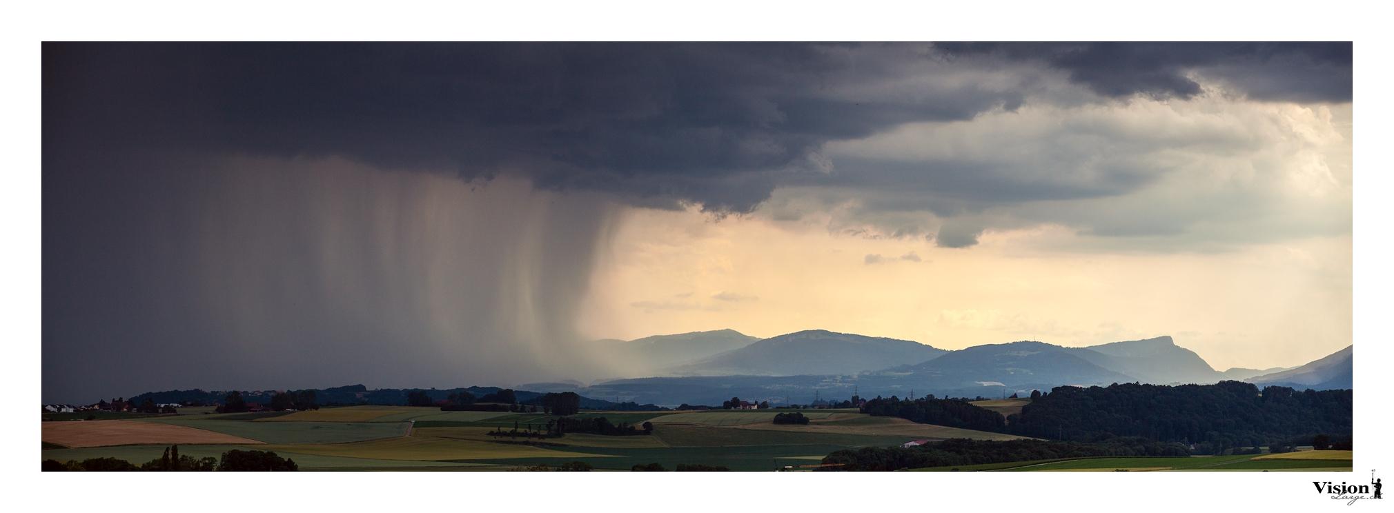 orage suisse vaud