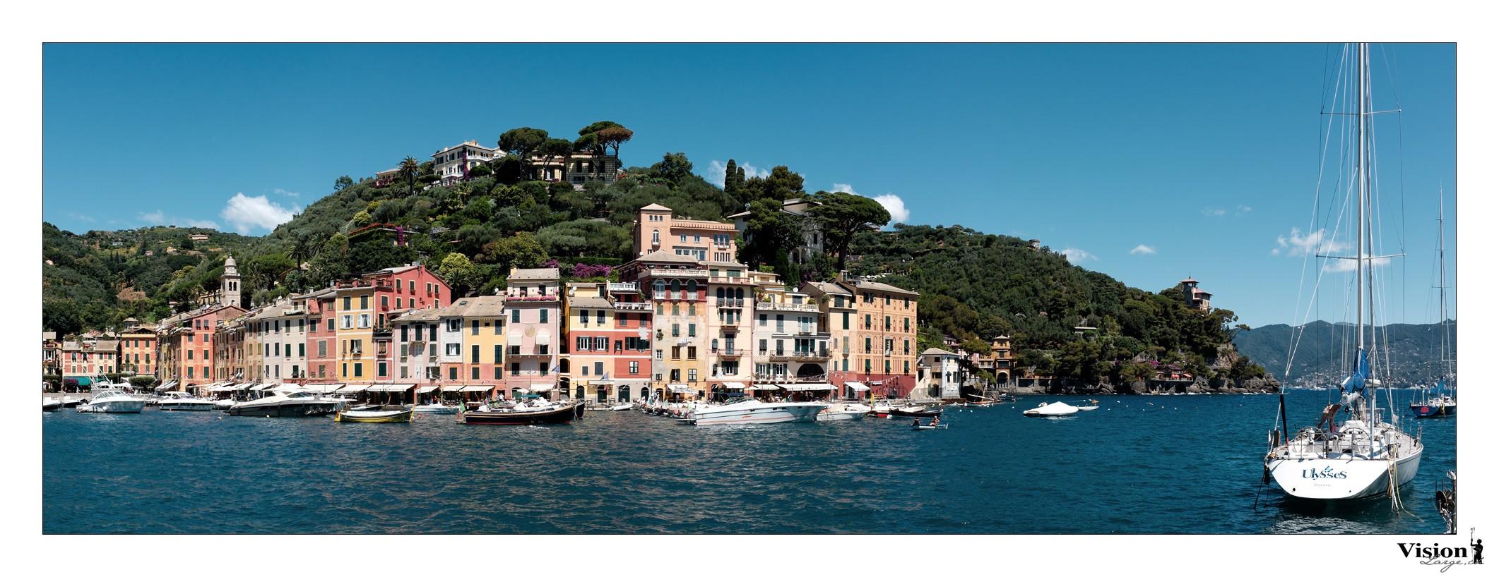 Ligurie, Italie. Portofino