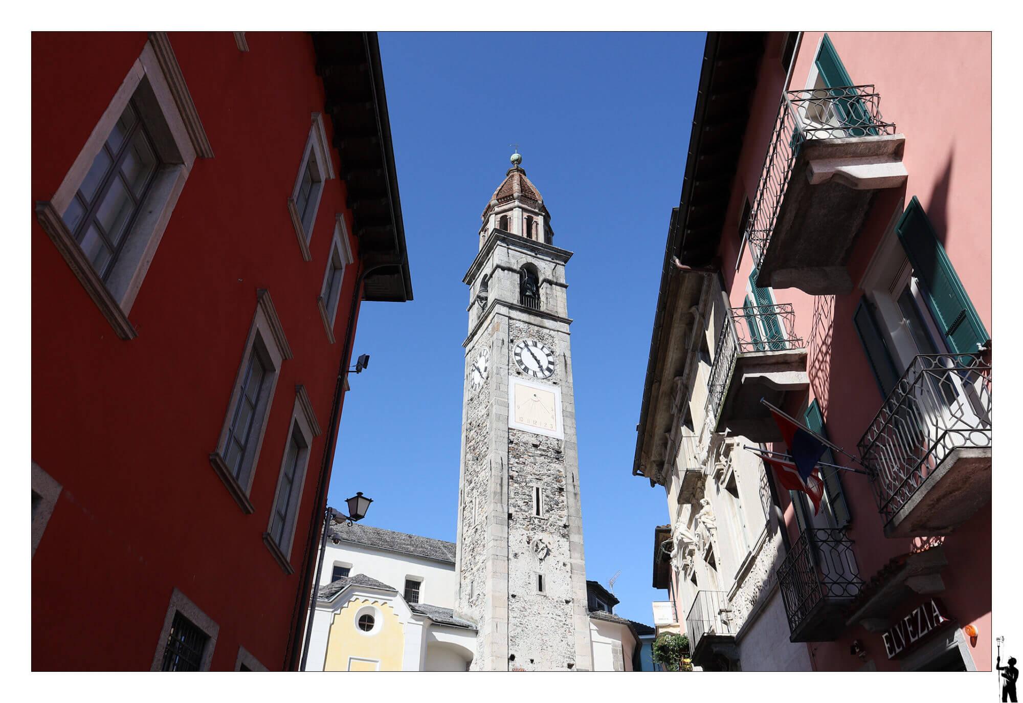 Ascona, Tessin