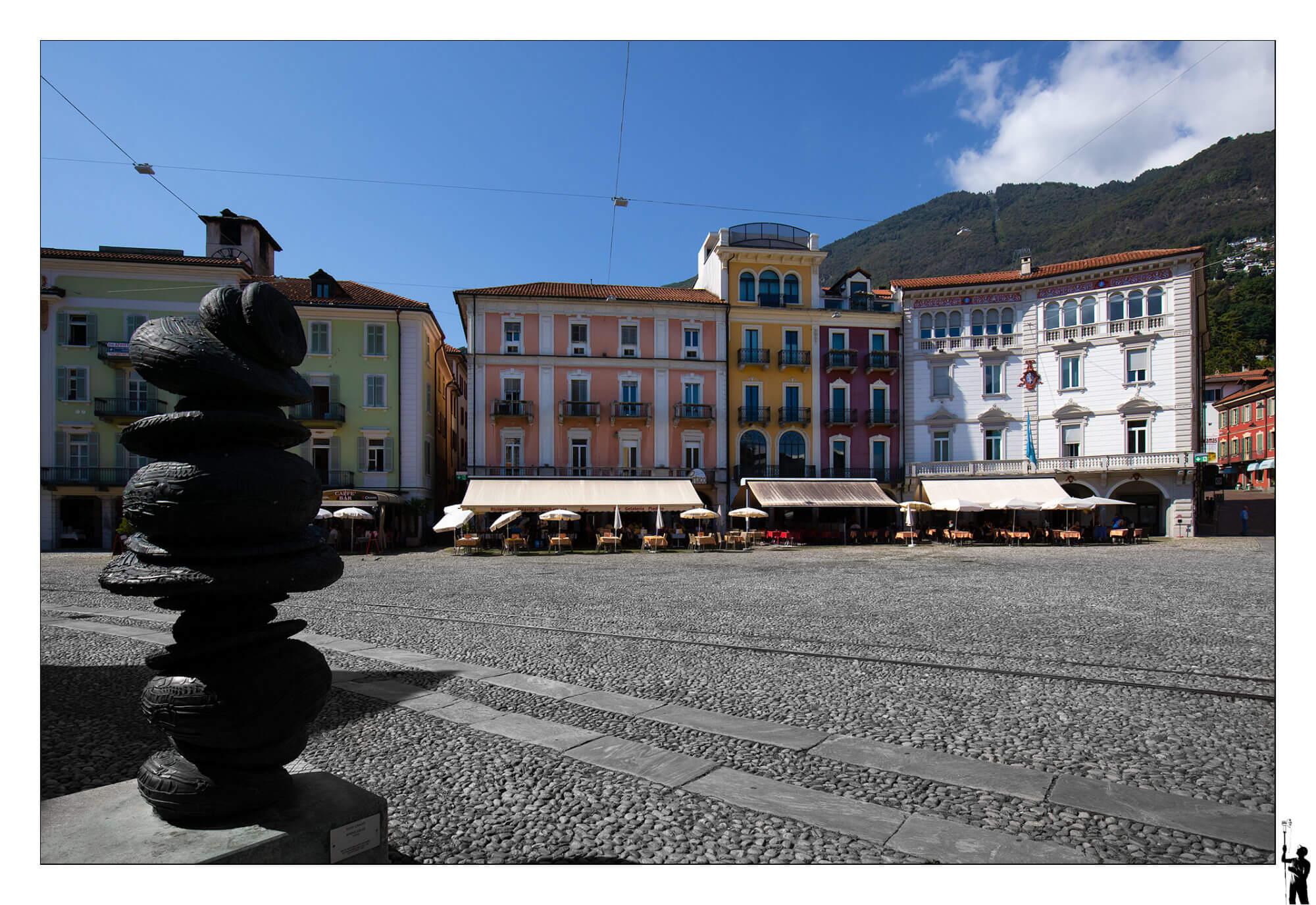 Locarno et sa place au Tessin